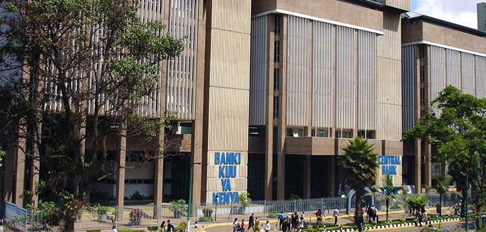 CENTRAL BANK OF KENYA RETAINS CBR AT 10%