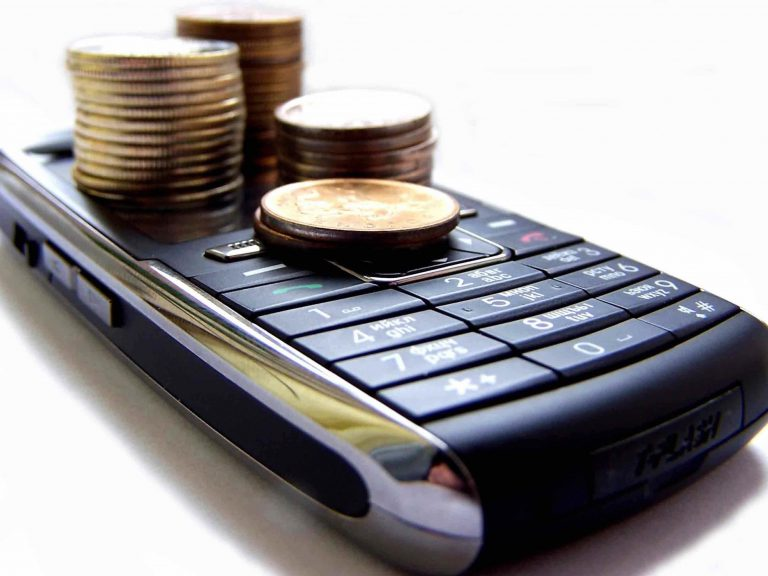 WANT A MOBILE LOAN? THINK TWICE