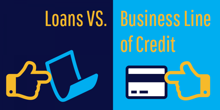 HOW A LINE OF CREDIT DIFFERS FROM A LOAN
