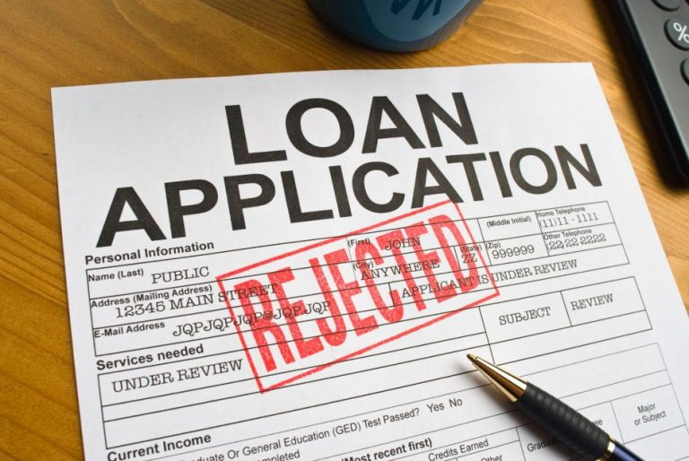 What to Do If Your Loan Application Is Rejected