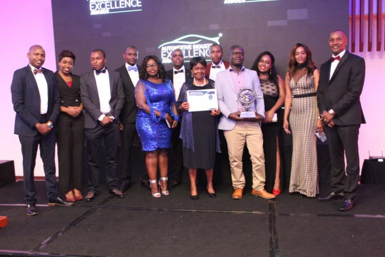 MWANANCHI CREDIT LIMITED EMERGES TOP IN AUTOMOTIVE INDUSTRY AWARDS