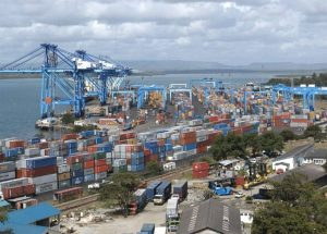 Mombasa County port
