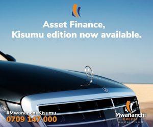 Asset finance in Kisumu
